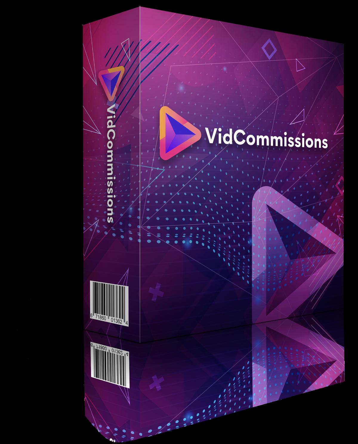 Premium App: VidCommissions